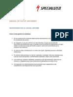 Manual de Uso de Uniformes