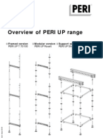 Catalogo Overview PERI UP