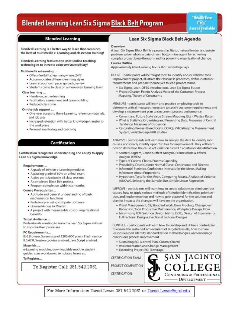 Sjc lean six sigma black belt certification hybrid abe grant sjc lean six sigma black belt certification hybrid abe grant six sigma lean manufacturing xflitez Choice Image