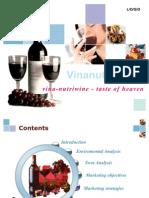 40878276 Sample Wine Marketing Plan