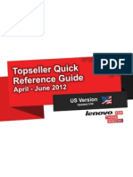 Lenovo TopSeller Quick Reference Guide US