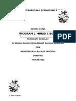 Kertas Kerja Program Membaca