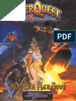 Everquest Rpg - Player's Handbook