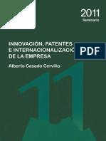 INNOVACIÓN, PATENTES E INTERNACIONALIZACIÓN DE LA EMPRESA - www.ALEIVE.org.pdf