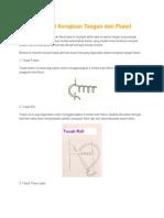 Cara Membuat Kerajinan Tangan Dari Flanel