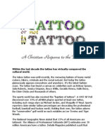 Tattoos the Shocking Truth