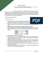 RFP- URL Filtering & Blocking