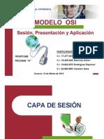 Diapositivas Modelo OSI