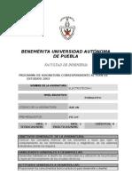 ANTOLOGIA ELECTROTECNIA I