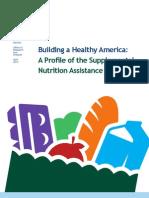 Building Healthy America
