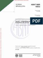 NBR ISO 15032 2004