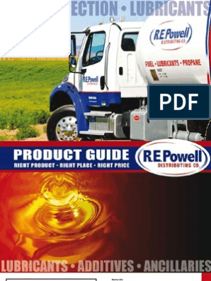 Product Guide 5-09 Equivalencias | Motor Oil | Transmission
