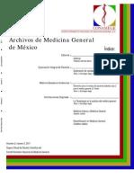 Tanatologia en Los Medicos
