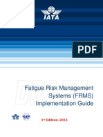 8. FRMS Implementation Guide ~ DRAFT