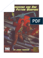 2562854 d20 Modern 1001 SciFi Weapons