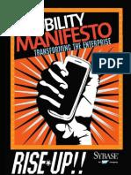 Mobility Manifesto Transforming the Enterprise