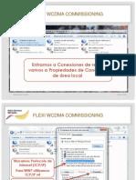 Flexi WCDMA Commissioning Steps