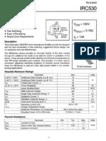 MOSFET datashet