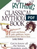 Classical Mythology - Greek - Roman
