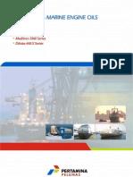 PDF - Industrial & Marine Engine Oils