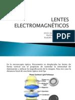 LENTES ELECTROMAGNÉTICOS