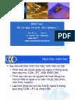 Peripheral and Interfacing