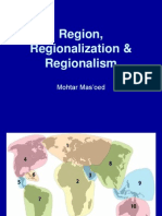 02-Region & Regionalism