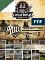 Catalog - Motor - Harley Davidson - 2011