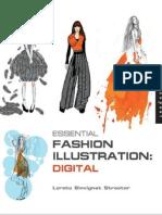 Essential Fashion Illustration - Digital