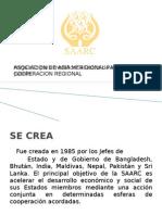Presentació SAARC