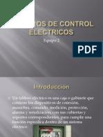Tableros de Control Electricos