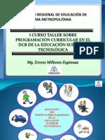 Aplicacion de Modulos en Los IESTP