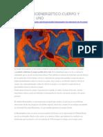 Analisis Bioenergeticocuerpo y Mente Son Uno