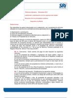 Resumen reforma Noviembre 2011