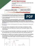 Files 3-Lecture Notes CHEM-303 UV Spectroscopy