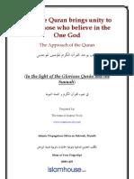 En How the Quran Brings Unity