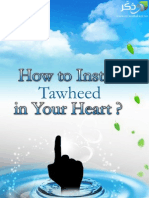 En How to Instill Tawheed in Your Heart