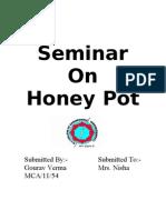 Honeypot Documentation
