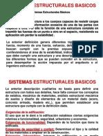 1. Sistemas Estructurales Básicos. PDF