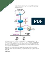 Cisco Router With Cisco ASA for Internet Access
