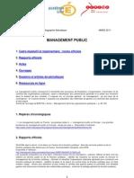 Dossier Management Public