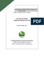 Mekanisme Class Action