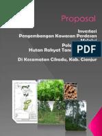 Proposal Jabon