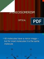 A2 Optical Isomerism