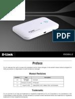 DLink My Pocket 3g Router DIR-457-457U