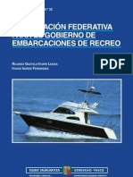 Autorización federativa para el gobierno de embarcaciones de recreo - Ricardo Gaztelu e Itsaso Ibáñez