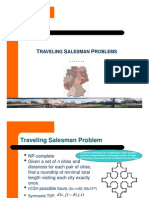 1.3- Traveling Salesman Problems