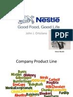 Chocolate Industry Final Presentation - Nestle