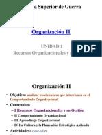 Org II 2009 Clase 1