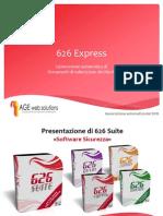 Presentazione 626 Express
